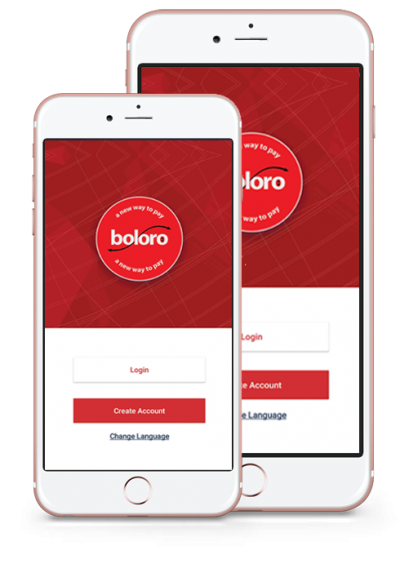 BOLORO iOS Mobile app