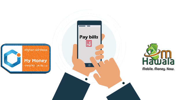 Bill payment is easy with BOLORO